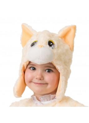 Маска нежной Кошечки детская фото