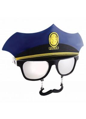 Маска очки полицейского