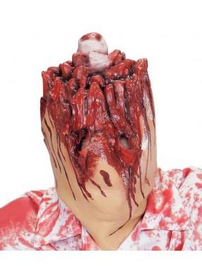 Маска отрубленной головы