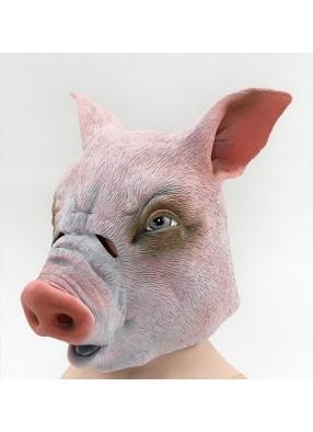 Маска подозрительной свиньи