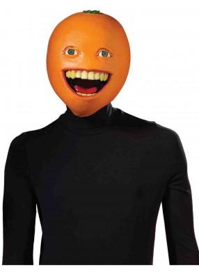 Маска поющего апельсина