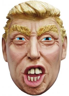 Маска разъяренного Трампа