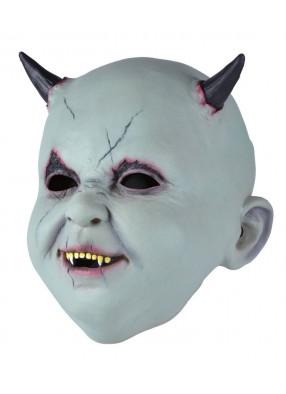 Маска ребенок-дьявол