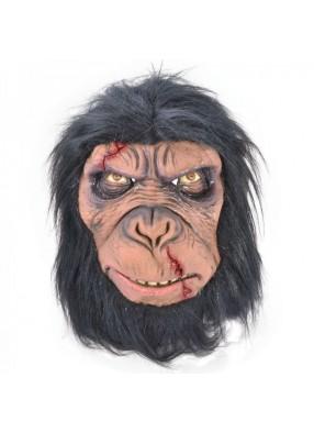 Маска Шимпанзе-Зомби 1 фото