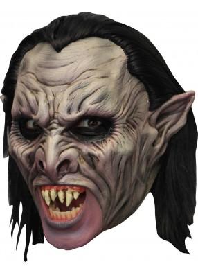 Маска страшного вампира латекс