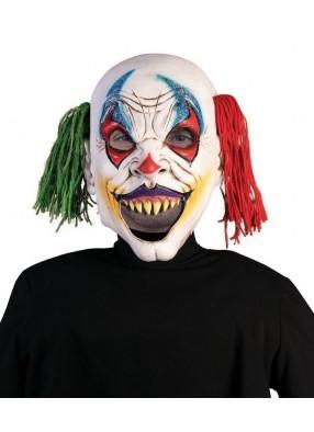 Маска сумасшедшего клоуна