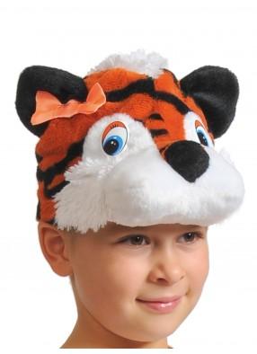 Маска тигрицы