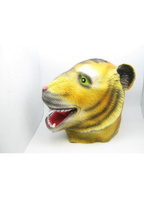 Маска Тигрицы латексная