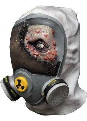 Маска токсичный зомби в маске