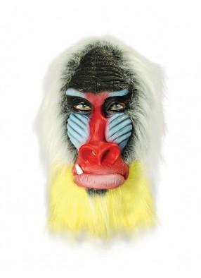 Маска хитрого бабуина