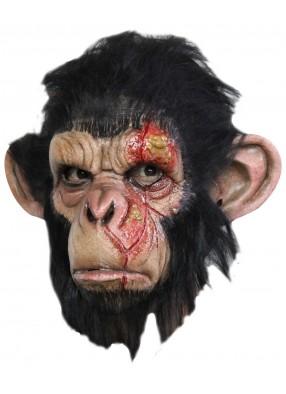 Маска зараженной обезьяны