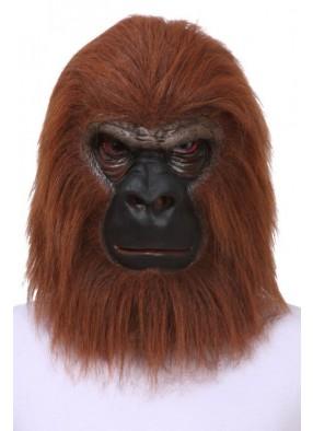 Маска злой гориллы