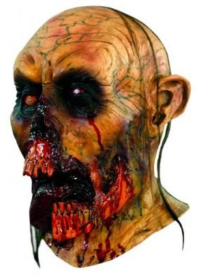 Маска зомби с языком
