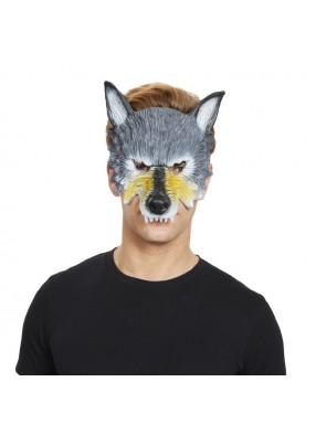 Маска зубастого волка