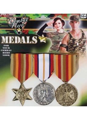 Медали на вечеринку