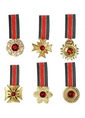 Медальон с камнем 1 фото