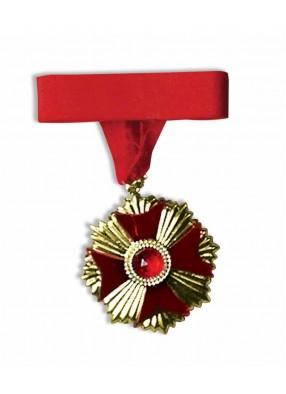 Медальон вампира на ленте
