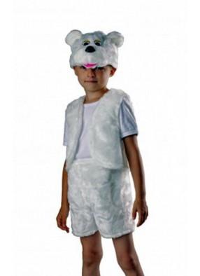 Костюм Медвежонок белый