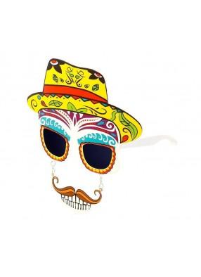 Мексиканские очки с усами
