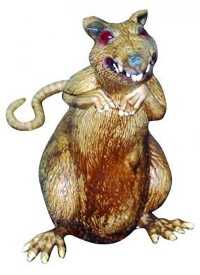 Мерзкая крыса