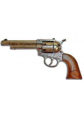 Металлический револьвер