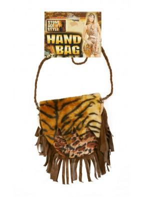 Меховая сумочка Неандерталки