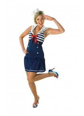 Милый костюм морячки фото