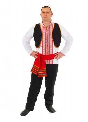 Молдавский костюм мужской
