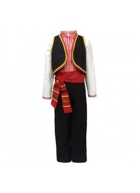 Молдавский мужской костюм