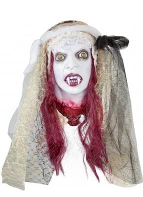 Муляж отрубленной головы невесты вампирши
