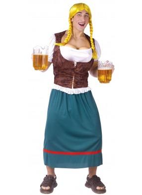 Мужской костюм Баварской красотки фото