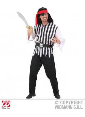 Мужской костюм пирата Веселого Роджера