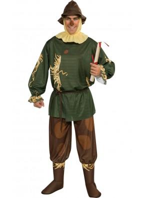 Мужской костюм Страшилы из страны Оз фото