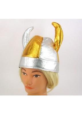 Мягкий шлем викинга