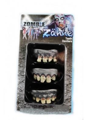 Набор челюстей Зомби