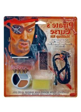 Набор для грима Злостный Пират
