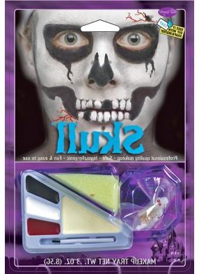 Набор для макияжа Скелет