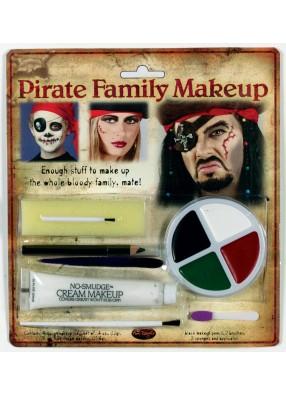 Набор для грима пирата фото