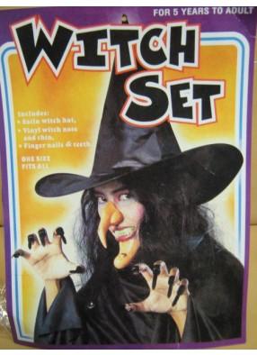 Набор для образа ужасной ведьмы