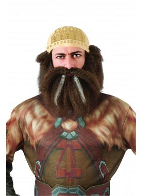 Набор Двалин парик и борода фото