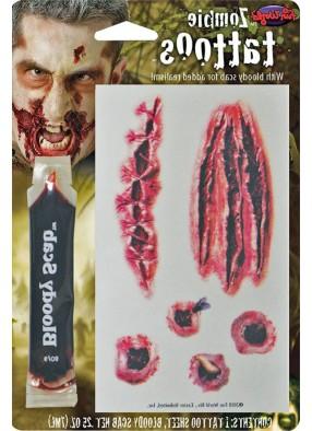 Набор Кровавые раны