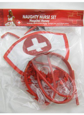 Набор медсестры 3 предмета