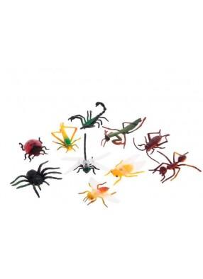 Набор насекомых 10 шт