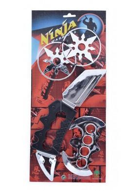 Набор оружия незаметного ниндзя