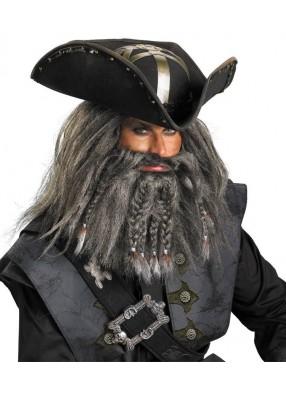 Набор Пират Черная борода deluxe