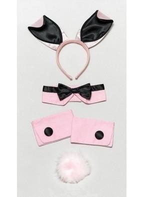 Набор розового пикантного кролика
