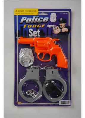 Набор удачливого полицейского