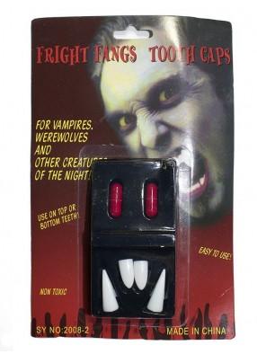 Набор вампирских клыков фото