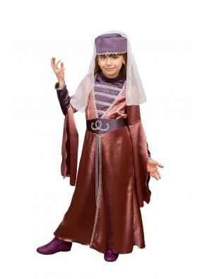 Национальный грузинский костюм для девочки