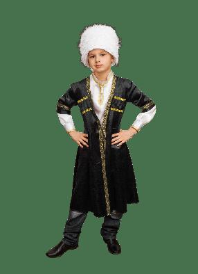 Национальный грузинский костюм для мальчика